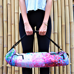 Sac à tapis Tribeca Sand - Yoga Design Lab