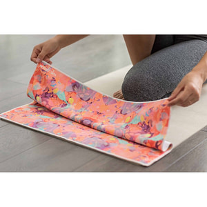 Serviette mains Kaleidoscope - Yoga Design Lab