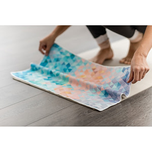 Serviette mains Tribeca Flow - Yoga Design Lab
