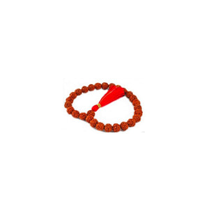 Bracelet Mala rouge