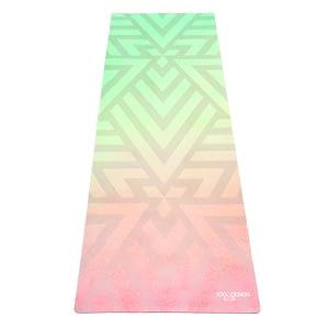 Tapis Voyage Popsicle Maze 1mm - Yoga Design Lab