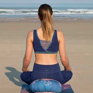 Coussin de méditation Fidji - Baya