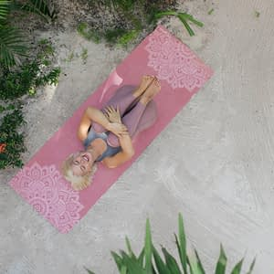 Tapis Mandala Ginger 3,5mm - Yoga Design Lab
