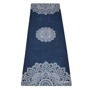 Tapis Mandala Sapphire 3,5mm - Yoga Design Lab